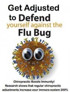 Defend against flu bug